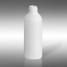 Bottle HDPE 120 ml, 20/410, white