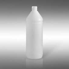Bottle HDPE 1L, 28/410, clear