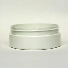 PET jar - 200 ml, white