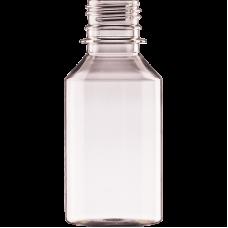 Bottle PET 120 ml, 28/410, transparent