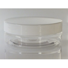 PET jar set (with closure) 50 ml, diameter 70 mm