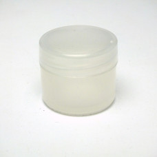 Cosmetic jar 10ml, neutral